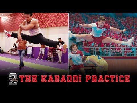 SOTY2   The Kabaddi practice   Tiger Shroff   Aditya Seal   Punit Malhotra