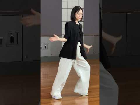 Perfume 「ポリゴンウェイヴ」Dance Practice Video #のっちver. #Shorts