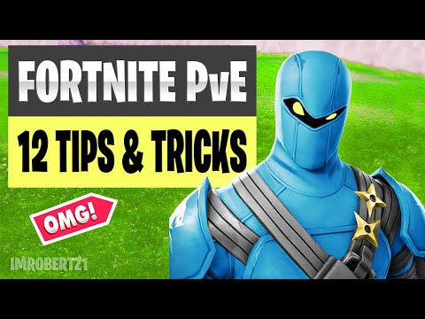 Fortnite Tips & Tricks For PvE Make You A Better Player