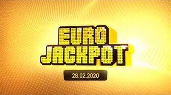 Eurojackpot (2020.02.28.)