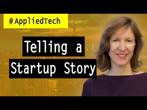 Telling a Startup Story