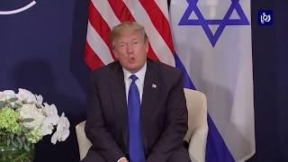 القيادة الفلسطينية ترفض الابتزاز الأمريكي وتدعو إلى احترام الشرعية - (26-1-2018)