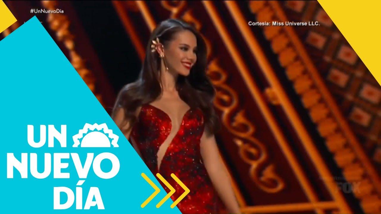 43096eb99b ¡Los mejores vestidos de gala del Miss Universo 2018!