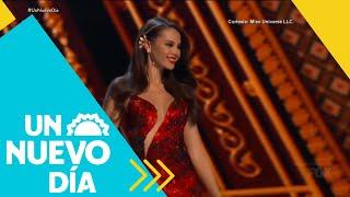 ¡Los mejores vestidos de gala del Miss Universo 2018! | Un Nuevo Día | Telemundo