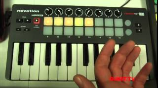 Getting in-depth with the Novation Launchkey Mini