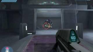 """Halo """"The Flood"""" (Escape!) Part 1"""