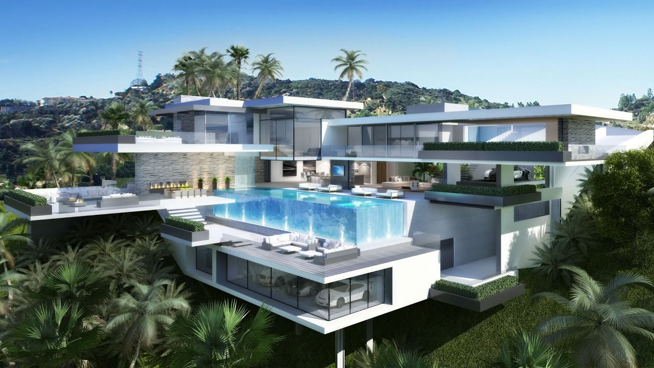 top 5 most expensive homes in the world youtube - Coolest House In The World 2014