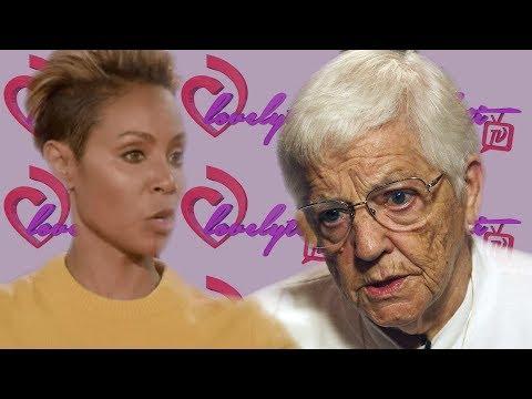 Jada Pinkett's Red Table Talk~The practice of white female superiority