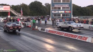 Street Outlaws, The Cutty, Roars to Life in the 405!
