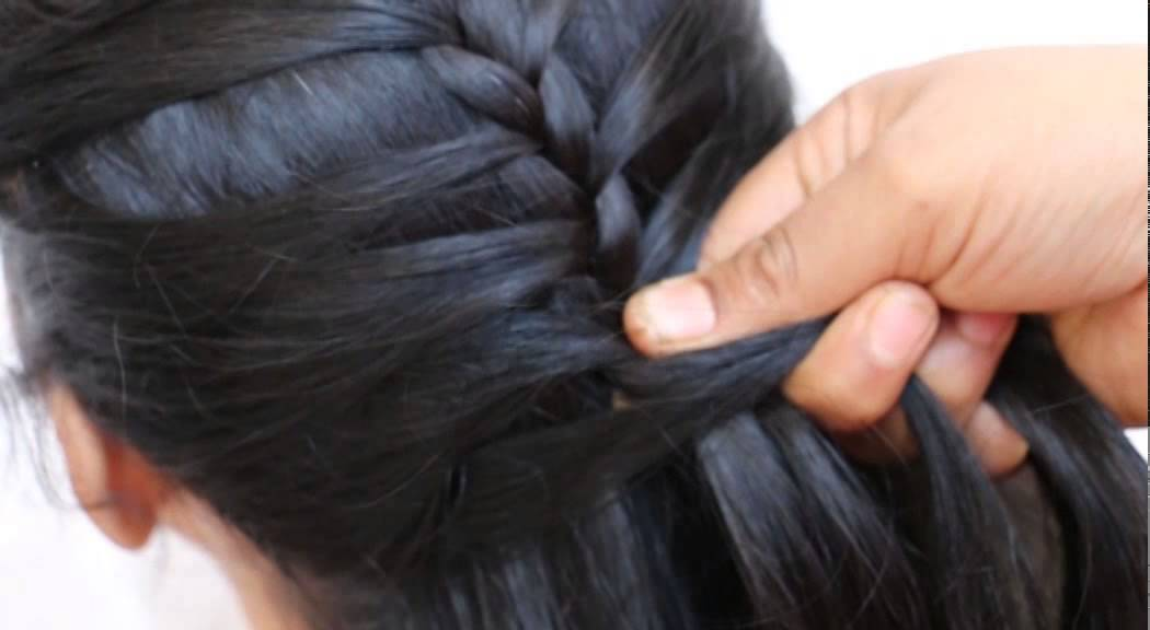New Romantic French Braid Simple Way To Makefrench Braid