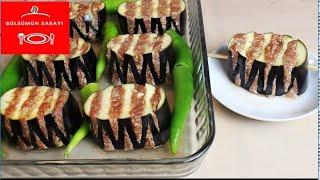 HARIKA PATLICAN KEBABI.  MUHTEŞEM EZBER BOZAN Patlıcan Kebab Tarifi