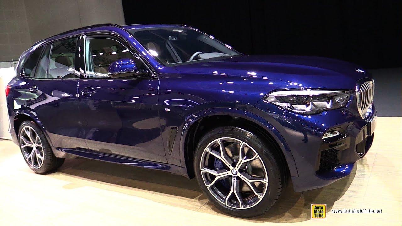 2020 Bmw X5 40i M Sport Xdrive Walkaround Exterior Interior Tour 2019 Dubai Motor Show Youtube