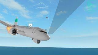 [ROBLOX] Mint Air Airbus A318 Flight