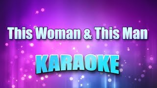 Walker, Clay - This Woman & This Man (Karaoke & Lyrics)