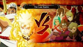 Download Video [Xbox 360] Naruto Killer Bee Vs Jinchuuriki - Naruto Shippuden: Ultimate Ninja Storm 3 MP3 3GP MP4