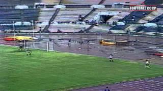 19 Тур Чемпионат СССР 1991 Динамо Москва-Локомотив Москва 6-1
