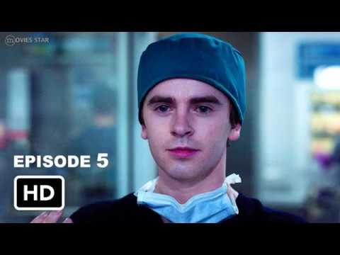 The Good Doctor Episode 5 HD