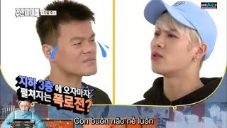 [Vietsub by JNG] Real GOT7 SS3 Ep 04 - GOT7's The Extreme Baby Sitting