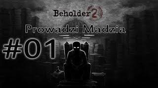 Beholder 2 #01 - Praca w Ministerstwie
