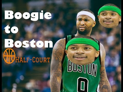 Cousins TRADED to Boston?! - Al Horford is OVERRATED!