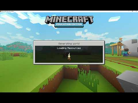 Importing And Exporting Your Worlds Minecraft Education