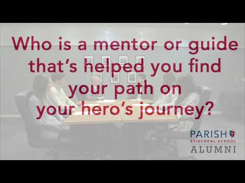 First Monday With Monaco   A Hero's Journey With Parish Alumni v3