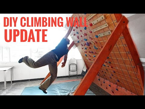 How Much Would It Cost To Build A DIY Systems Board Climbing Wall