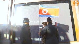 Kim Jong Un's General visits London