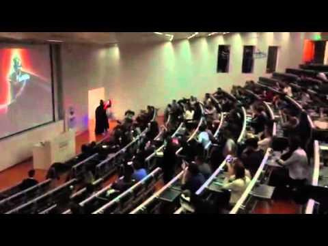 MKT Corvinus- Star Wars konferencia