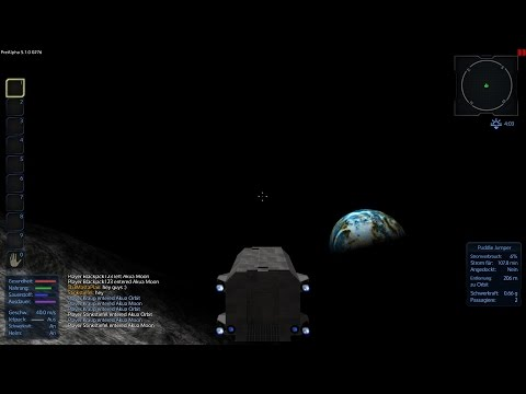Empyrion Galactic Survival Gefangen im Puddle Jumper