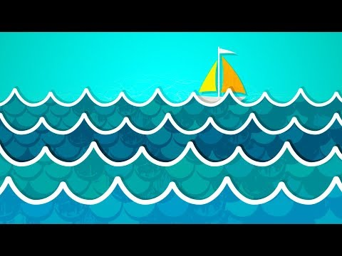 Kids Sleep Sound | Soothing Ocean Waves White Noise | 10 Hours