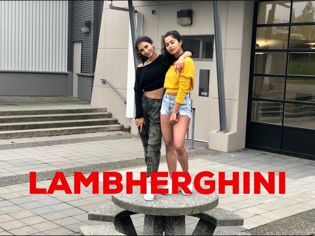 Lambherghini - Ericka Virk & Jisleen Kaur | DWF FILME Fridays