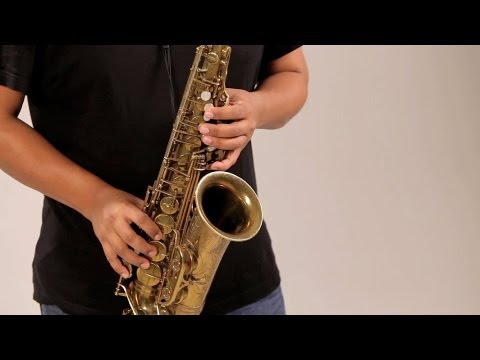 Range of the Saxophone | Saxophone Lessons