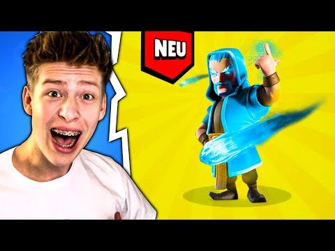 NEUER LEGENDÄRER BRAWLER! ICE WIZARD! *OMG* UPDATE IDEEN! • Brawl Stars Deutsch