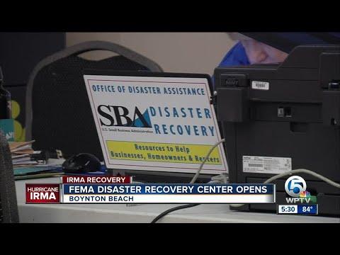 FEMA offering assistance