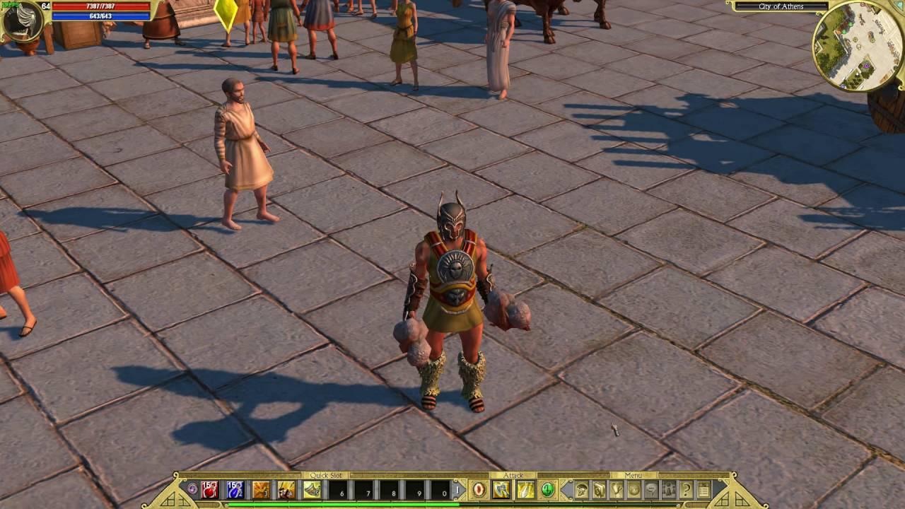 titan quest ragnarok patch 1.54