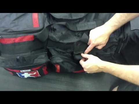e6dbacfe05 Ringside Compartment Gym Bag - YouTube