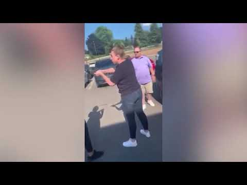 Extended Video Shows Accusations Before White Woman Pulls Gun On Black Family