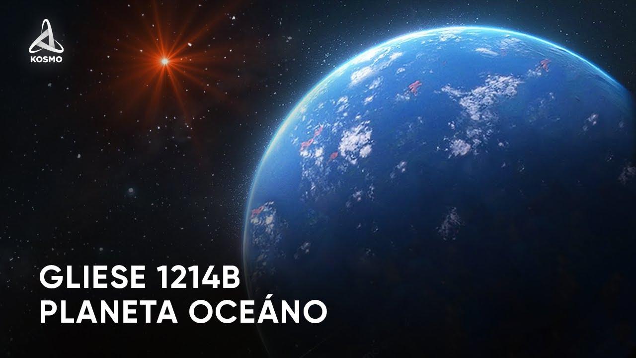 El misterioso mundo de Gliese 1214 b. ¿Qué sabemos sobre los planetas oceános?