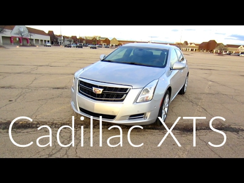 2017 Cadillac Xts Full Enterprise Rental Car Review And Test Drive