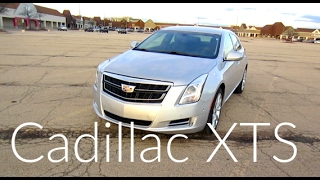 2017 Cadillac XTS | Full Enterprise Rental Car Review and Test Drive