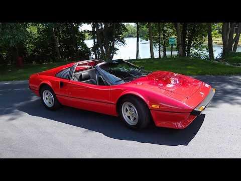 24-Years-Owned Euro-Spec 1982 Ferrari 308 GTSi