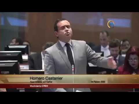 Homero Castanier Jaramillo