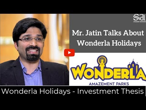 Wonderla Holidays - Investment Thesis by Stalwart Advisors