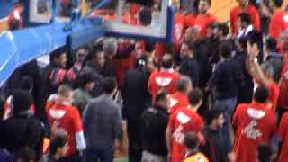Olympiakos-Pao Telikos kypelou basket 2010, aponomi 1/3