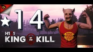 H1z1 King Of The Kill #14 - Bug Do Buraco [pt-br]