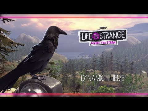 Dynamic Theme Music [Life is Strange: Before the Storm] w/ Visualizer