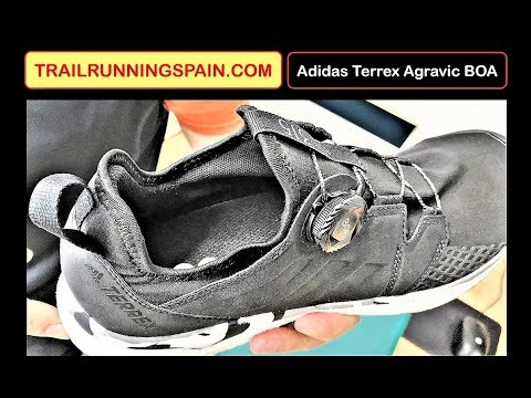 Adidas Terrex Agravic BOA: Trail running shoes review by Mayayo for