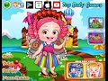 Baby Hazel Dress Up Games - Baby Hazel Chocolate Fairy Dressup