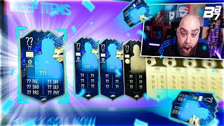 3 LA LIGA TOTS IN 1 PACK! TEAM OF THE SEASON PACK OPENING! | FIFA 21 ULTIMATE TEAM
